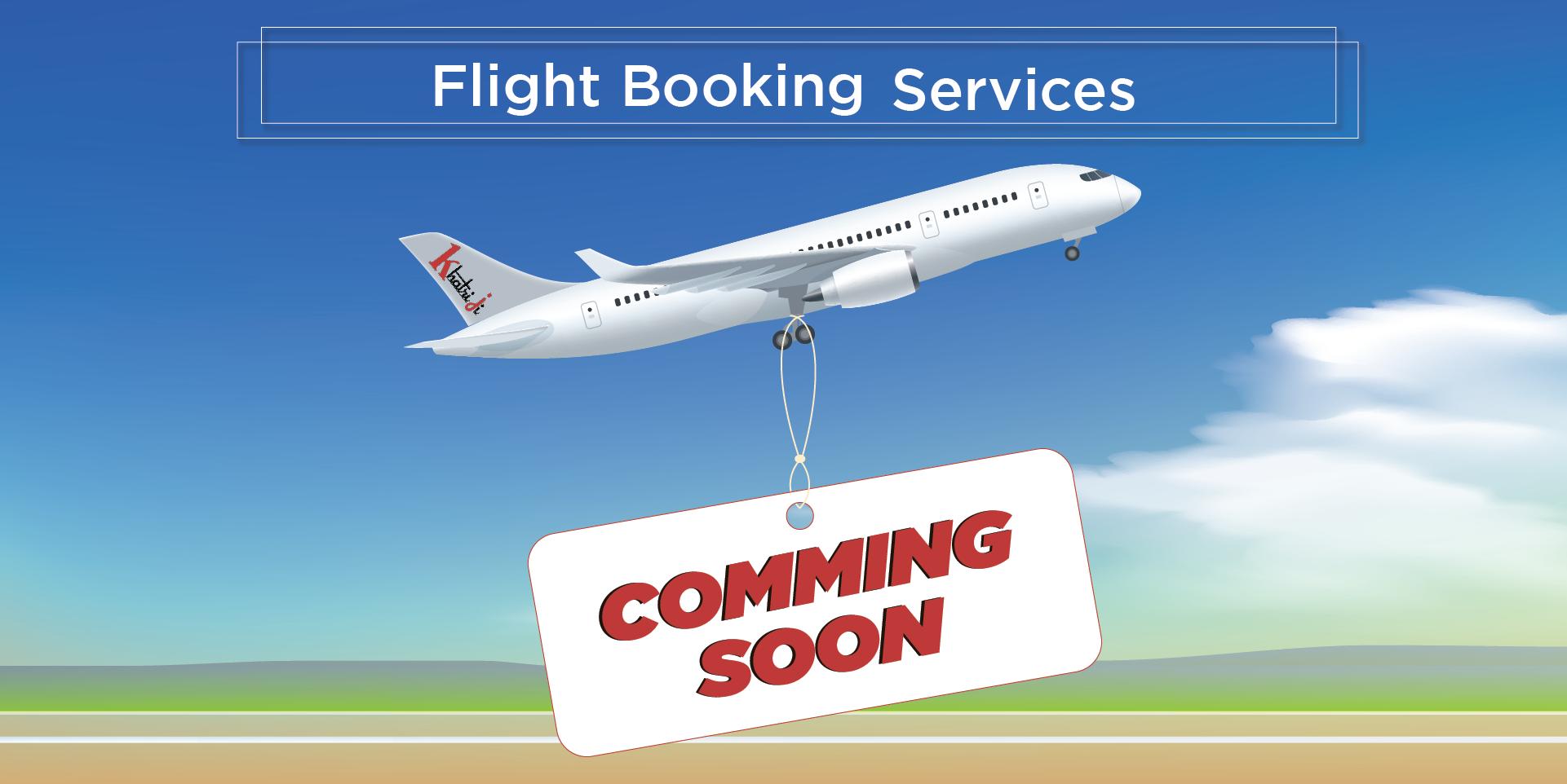 Flight Booking Online