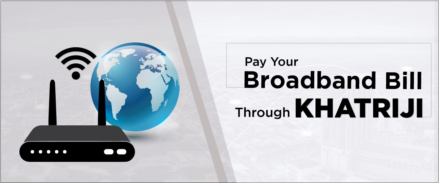 Pay Broadband Bill