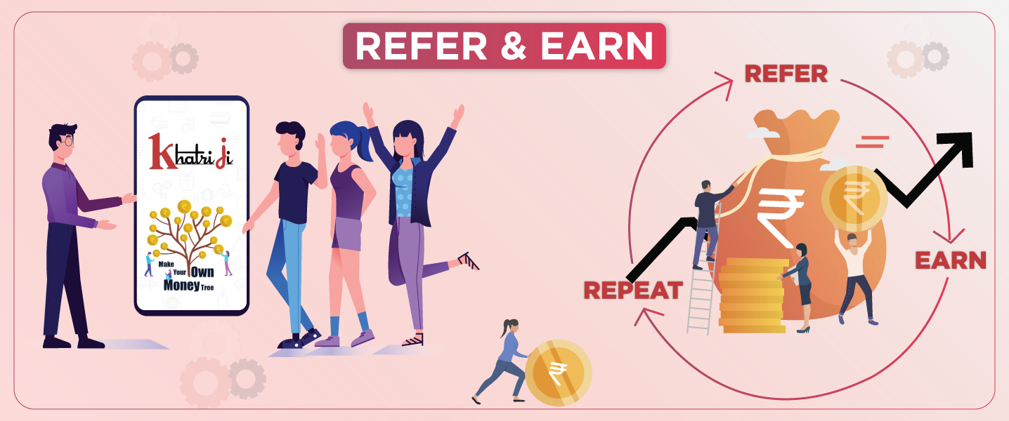 Refer n earn